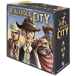 Boite Blackrock City Blackrock Ed.