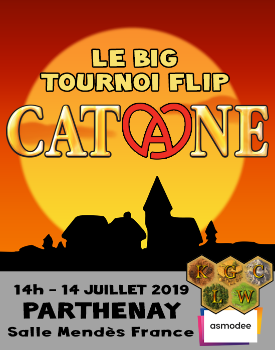 LE BIG Tournoi du FLIP de Colons de Catane 2019
